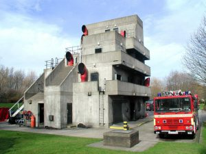 Fire Training Tower